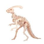Динозавр Паразавролов./01449/ Wooden Toy