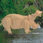 Животные Бегимот/09843/ Wooden Toy