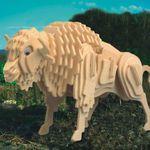 Животные Бизон/01247/ Wooden Toy