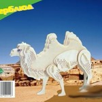 Животные Верблюд/09861/ Wooden Toy