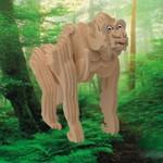 Животные Горилла/09845/ Wooden Toy