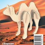 Мини Верблюд /01338/ Wooden Toy