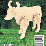 Мини Корова /01343/ Wooden Toy