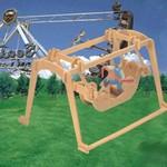 Постройка Качели Корабль Пирата /02791/ Wooden Toy