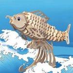 Рыбы Карп мал /09801/ Wooden Toy