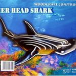 Рыбы Рыба-молот цв /02642/ Wooden Toy