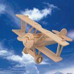 Самолеты Ньюпорт 17 малый /01269/ Wooden Toy