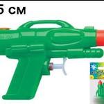 Водный пистолет Зеленый /18334/Игралли