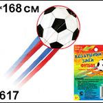 Воздушный змей футбол /18361/Игралии