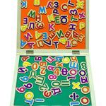 Доска магнитная с буквами /11262/РТ
