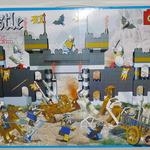 Конструктор для малышей Замок 450 дет/28466/СOGO