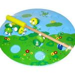 Игра Рыбалка лягушки на круге/21534/РТ