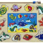 Игра Рыбалка с пазлом/11296/РТ