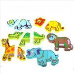 Игра Животные Африки на магнитах/2472/РТ
