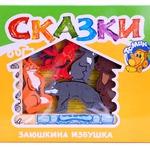 Конструктор Сказка Заюшкина избушка/00348/ Томик