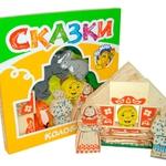 Конструктор Сказка Колобок/00349/ Томик