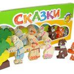 Конструктор Сказка Репка/01507/ Томик