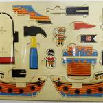 Конструктор Пираты/26602/ РТ