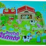Конструктор Ферма с животными/03948/РТ