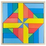 Мозаика «Калейдоскоп» окрашенная 8 цветов/31488/ KuBik