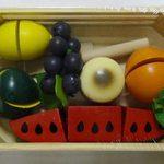 Овощи разрезные в коробке /26660/ РТ