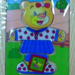 Пазл Медвежонок малый/033521/РТ