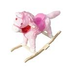 Качалка Лошадка розовая /30438/ РТ