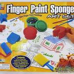 Набор пальчиковые краски 4 цв/24446/Galey