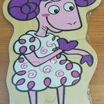 Животные пазл средний. Овца /15881/РНТойс
