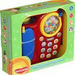Музыкальный телефон/32021/Малыши