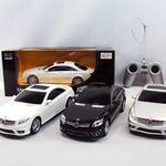Машина радиоуправляемая  Mercedes CL63 AMG 3 цвета  /33291/RASTAR