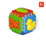 Логический куб Веселые зверята/04944/Стеллар