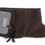 Носки детские с бантиком, 8-9лет, Zara