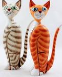 Кот-полосатик