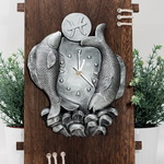 Часы настенные РЫБКИ