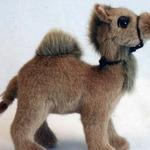 И/м Верблюд одногорбый 18см /Hansa