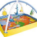 Коврик игровой Саванна /Biba toys