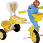 Велосипед трехколесный Дельфин